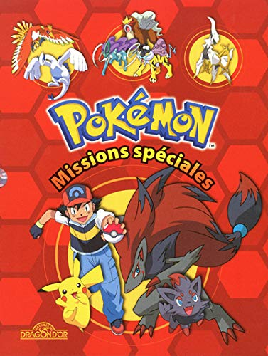POKEMON - MISSIONS SPECIALES