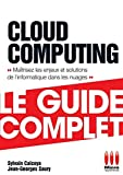 couverture du livre Cloud Computing