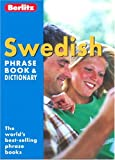 Swedish Phrase Book and Dictionary