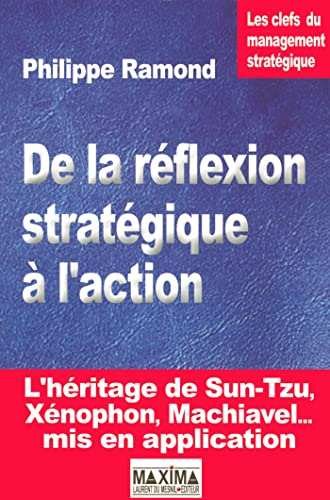 DE LA REFLEXION STRATEG ACTION