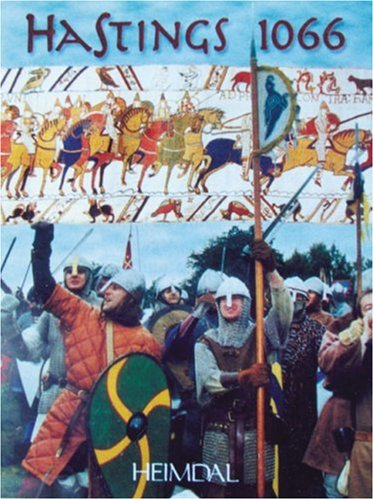 Hastings 1066 : Norman Cavalry and Saxon Infantry (en anglais)
