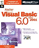 couverture du livre Atelier Visual Basic 6.0
