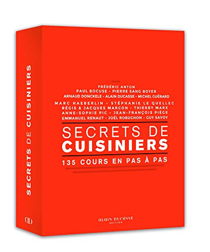 Secrets de cuisiniers par Collectif