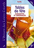 Tables de f�te : El�gantes et originales