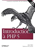 couverture du livre 'Introduction à PHP 5'