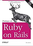 couverture du livre Pratique de Ruby on Rails