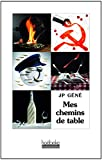 Couverture : Mes chemins de table