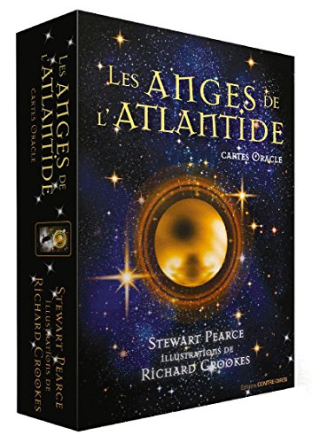 Les anges de l'Atlantide : Cartes oracle