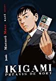 Couverture : Ikigami