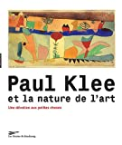 Paul Klee et la nature de l