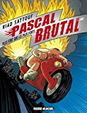 Couverture : Pascal Brutal, Tome 3 : Cube