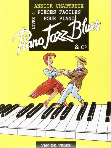 Piano Jazz Blues 4