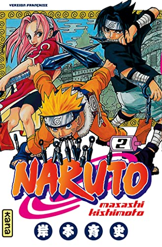 Naruto, tome 2