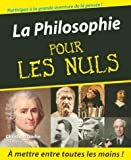 La Philosophie pour les nuls Christian Godin