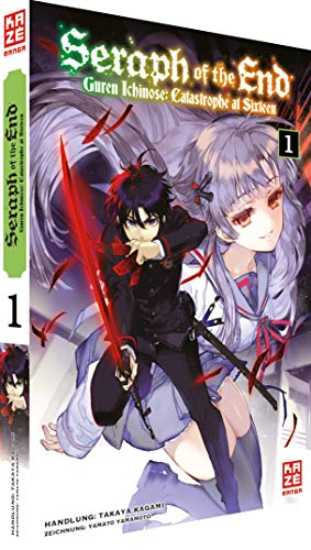 Seraph of the End - Guren Ichinose Catastrophe at Sixteen 01