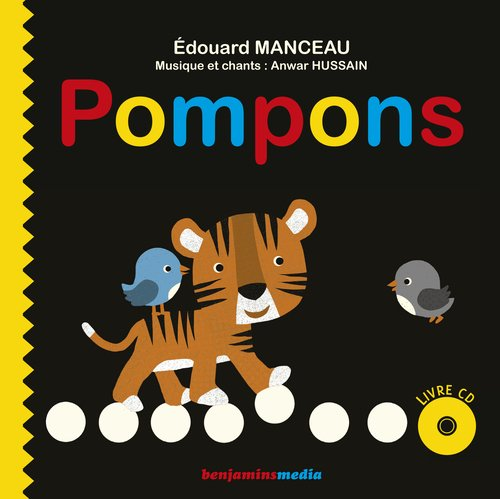 Pompons (1CD audio)