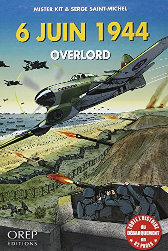 BD 6 Juin 1944 Overlord