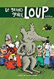 Couverture : Le grand gentil loup