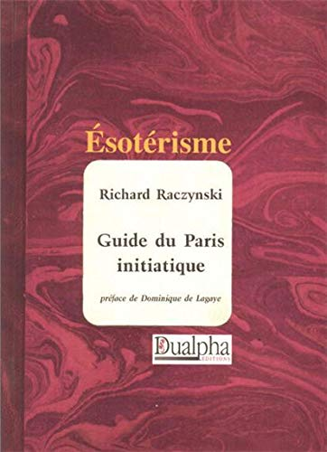 Guide du Paris initiatique