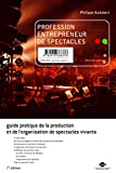 Profession entrepreneur de spectacles-visual