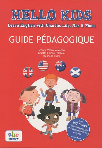 Hello Kids-Guide Pédagogique