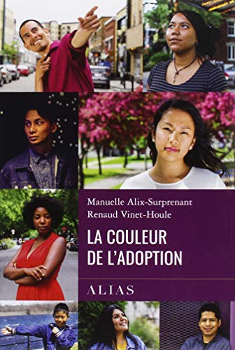 La Couleur de l'Adoption par Manuelle Surprenant