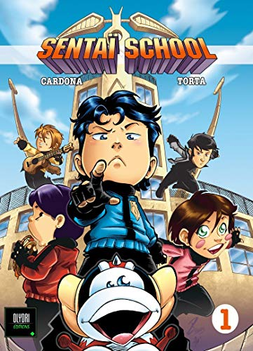 Sentai School - Olydri Vol.1