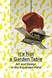 It's not a garden table-visual