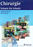 Cover von Hirner/Weise: Chirurgie - Schnitt für Schnitt