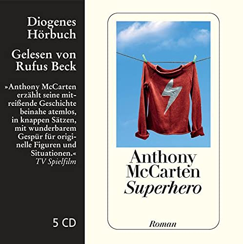 Anthony McCarten - Superhero