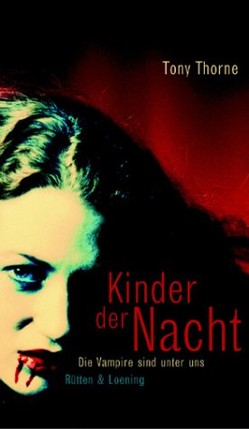 Thorne, Tony - Kinder der Nacht