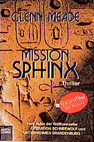 Glenn Meade - Mission Sphinx