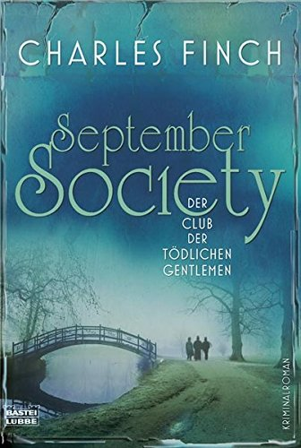 Charles Finch - September Society. Der Club der tödlichen Gentlemen