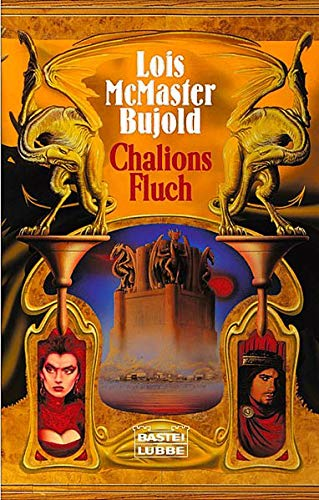 Bujold, Lois McMaster - Chalions Fluch