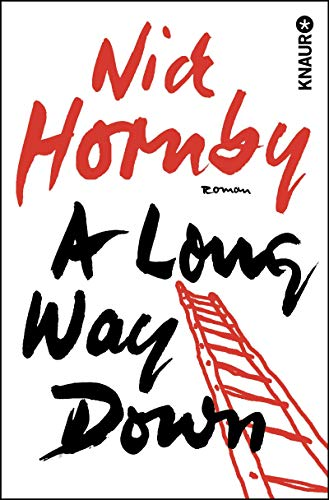 """A Long Way Down– """"Nick Hornby"""