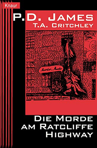 James, P. D. / Critchley, T. A. - Morde am Ratcliffe Highway, Die