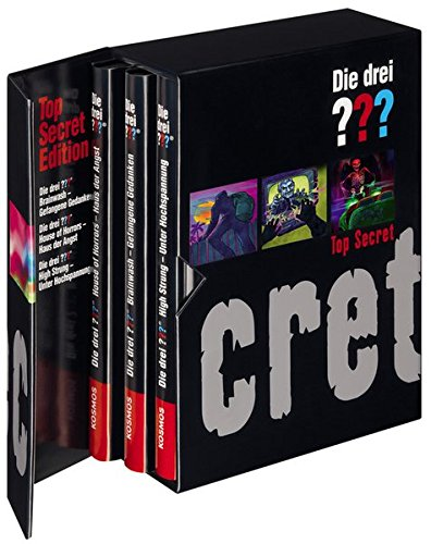 Die drei ??? - Top Secret Edition