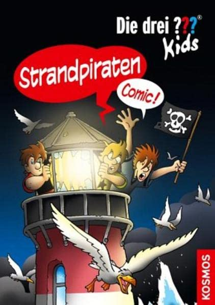 Die drei ??? Kids - Strandpiraten (Comic)