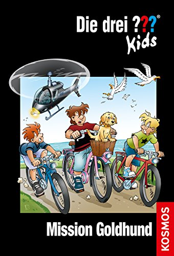 Die drei ??? Kids - Mission Goldhund (Band 65)