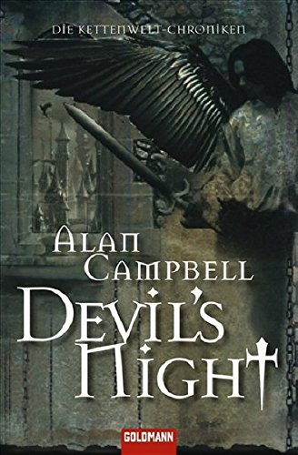 Campbell, Alan - Devil\'s Night (Kettenwelt-Chroniken 2)
