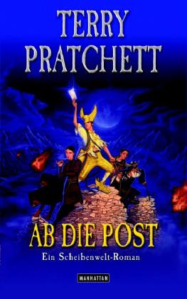 Pratchett, Terry - Ab die Post