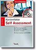 Assessment Center: Karrierefaktor Self Assessment. Mit CD-ROM f�r Windows 95/98/NT 4.0/2000/ME/XP
