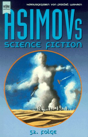 Friedel Wahren (Hg.) - Isaac Asimov's Science Fiction 52. Folge