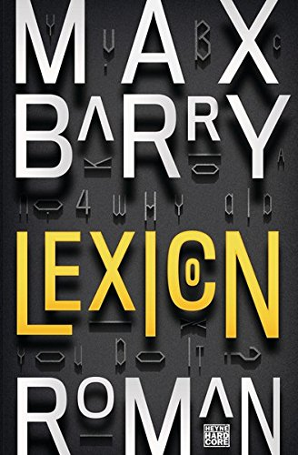 Max Barry - Lexicon