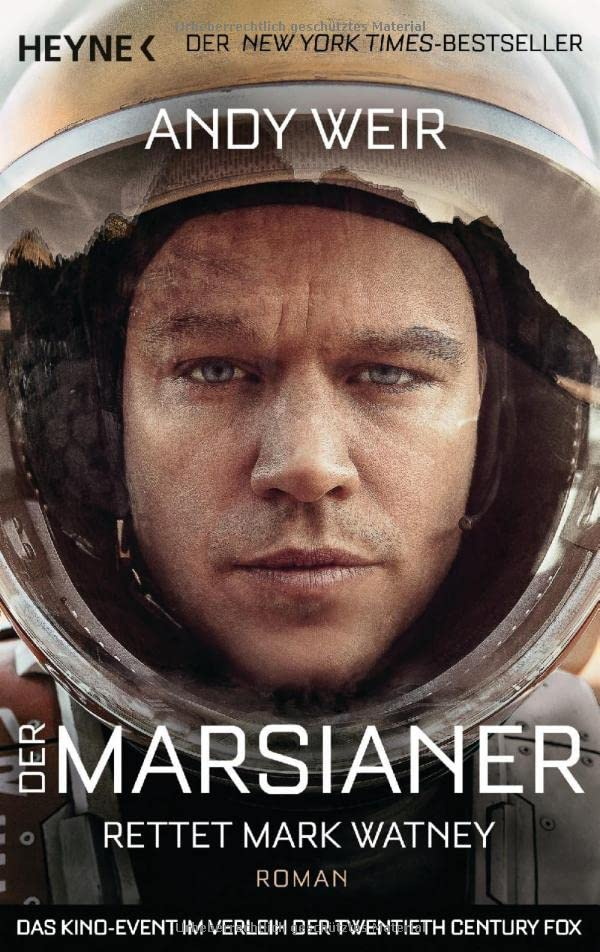 Andy Weir - Der Marsianer