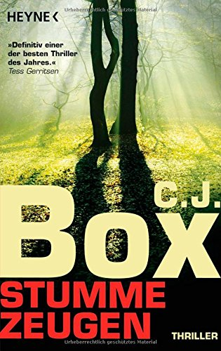 Box, C. J. - Stumme Zeugen
