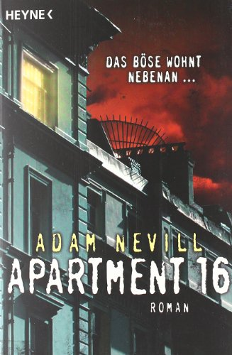 Nevill, Adam - Apartment 16
