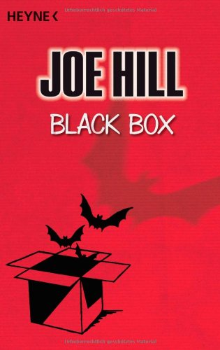 Hill, Joe - Black Box
