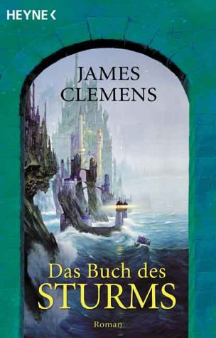 Clemens, James - Buch des Sturms, Das (Alasea / Banned and the Banished 2)