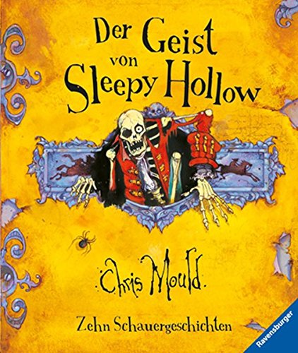 Chris Mould - Geist von Sleepy Hollow, Der